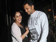The Riteish Deshmukh, Genelia D'Souza Romance Began With One Tight Slap - http://hollybollywoodtrendz.blogspot.com/2015/04/the-riteish-deshmukh-genelia-d-romance.html