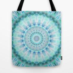 Spiritual purity Tote Bag by Christine baessler - $22.00