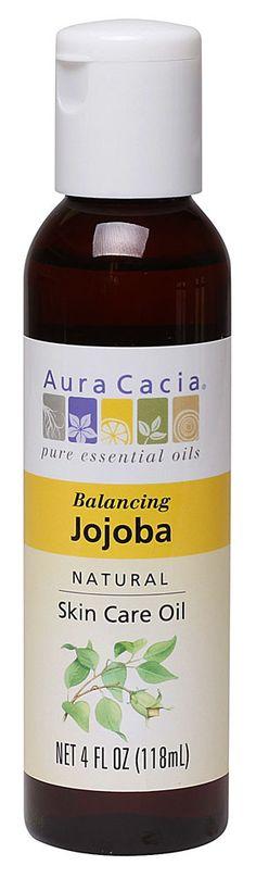 Aura Cacia Jojoba Natural Skin Care Oil