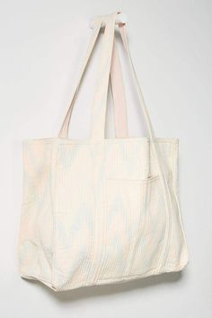 Cleobella Sammi Tote Bag by in Orange Size: All, Bags at Anthropologie Best Weave, California Homes, Balinese, Recycled Materials, New Shoes, Purses And Handbags, Gym Bag, Husband, Tote Bag