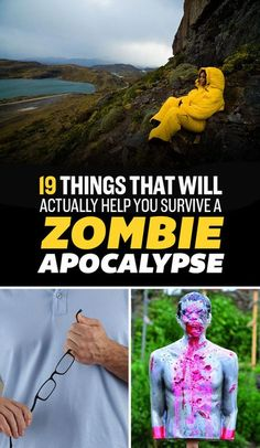 19 Things That Will Actually Help You Survive