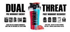 Shaker Cup and Protein Shaker Bottle with dual shaker core makes HydraCup the best SHAKER CUP. Custom Shaker Cups available Pre Order Today!