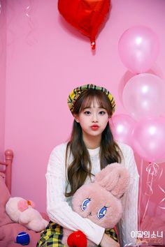 to all LOOΠΔs around the world South Korean Girls, Korean Girl Groups, My Girl, Cool Girl, Chuu Loona, Loona Kim Lip, Cute Girl Wallpaper, Girls Makeup, Pop Group
