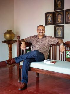 Avis Viswanathan, author of Fall Like A Rose Petal (Interviewed by Prankky)