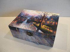 caja de té por BrightStudio en Etsy