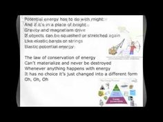 Conservation of Energy Song Set to Maroon 5 song! Primary Science, Physical Science, Science Classroom, Teaching Science, Classroom Teacher, Science Videos, Science Resources, Science Lessons, Science Activities