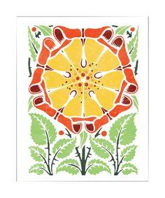 'Dutch Flower' (found at les temps sont durs pour les rêveurs).