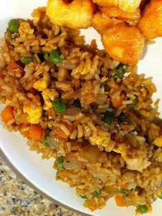 Fried Rice... Made with avocado oil for high heat... and without mysterious spice packet