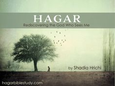 Hagar Bible Study – A Note From the Author