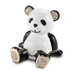 Personalized Panda Bear Message Box...    $19.99