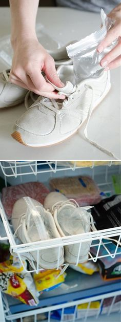 Sometimes you face problems with your clothes. You can spill something on them, you pick the wrong size or sometimes they shrink when you wash them. Take a look at these tricks that would save your money, and keep your favorite piece of clothes alive.