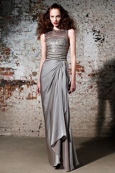 Reem Acra Fall 2010 Ready-to-Wear - Collection - Gallery - Style.com