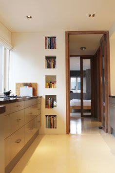 Idee voor kookboeken in je keuken.