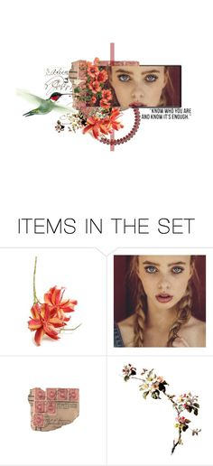 """""""Because who you are is special."""" by lildreamer ❤ liked on Polyvore featuring art"""