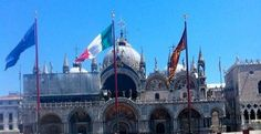 Venice, Italy.  San Marco Palace.
