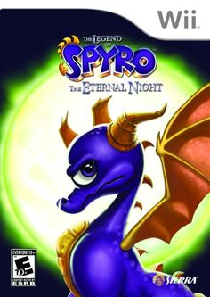 The Legend of Spyro: The Eternal Night: Nintendo Wii: (Used is perfectly fine so long as it works)