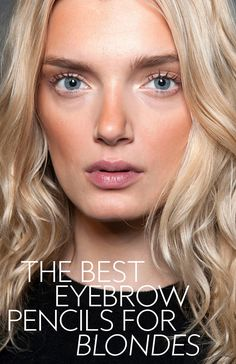 The one eyebrow pencil shade that works for EVERYONE.