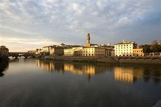 Hotel Balestri along the Arno River