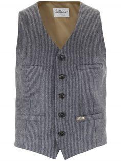 Trachtenweste Sebastian dunkelgrau Vests, Sweaters, Fashion, Fashion Styles, Dirndl, Wedding, Moda, Sweater, Fashion Illustrations