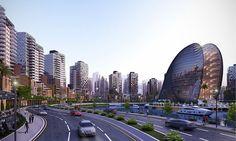 Nueva Ciudad en construcción en Nigeria: Eko del Atlántico.- El Muni.