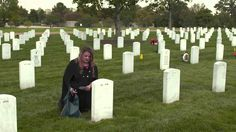 Gold Star wife Jane Horton remembers her beloved husband Christopher and the ultimate sacrifice they gave for their country.