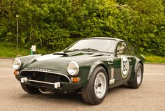 Sunbeam Tiger V8 Harrington Le Mans Coupe