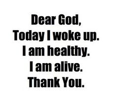 Give thanks in all circumstances.