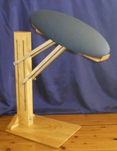 bobbin lace pillow stand
