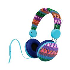 Macbeth Combo Over-the-Ear Headphones with Mic and Flat Cable - Cara,