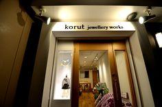 ジュエリーショップ korut jewellery works様 | kotostyle