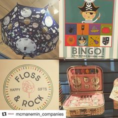 #Repost @mcmanemin_companies with @repostapp  We are proud to feature Floss and Rock new to the US market. From color changing umbrellas to games to tea sets this line has it all! Stop by our showroom and check out all of the AH-MAZING products. #thisisfun #mcmco #dmc #flossandrock #rainydayfun