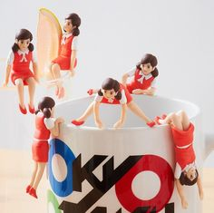 Fuchico on the Cup Series 1 (Red)