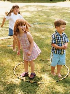 Great Backyard Games