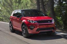 Land Rover Discovery Sport ganha versão Dynamic | Best Cars