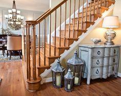 Half Open Staircase