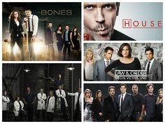 Sentido Contrário | Laly Oliveira: Top 5: Séries Favoritas