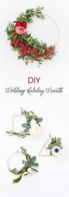 45 ideas wedding ceremony backdrop diy floral garland for 2019 Wedding Wreaths, Diy Wedding Decorations, Ceremony Decorations, Wedding Ideas, Floral Decorations, Garland Wedding, Fall Decorations, Wedding Card, Winter Floral Arrangements