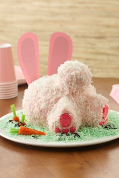 A sweet and silly way to say 'Hoppy Easter'!