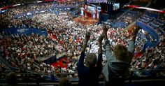 The companies are facing pressure from civil rights groups to stay away from the Cleveland convention, given the emergence of Donald J. Trump as the probable nominee.