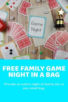 Included are 15 games that can be played with 1 deck of cards and/or up to 6 dice. I have also included the template for the trophy labels as well as links to where to find the specific items so you can put it all together quickly. Make family, friend, student or neighbor gifts in minutes and for less than $6 each. All 15 games are family friendly and will work for a wide range of ages, and include some sneaky learning.