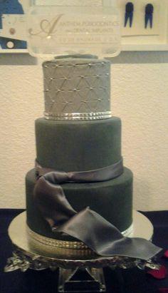 50 shades cake