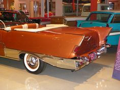 1957 Chevrolet El Morocco Designed by Ruben Allender Only 16 of