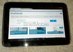 Se filtran imágenes y manual de la Nexus 10 de Google y Samsung.