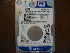 Western Digital WD3200LPVX-75V0TT0 DCM:HB0TJBB 320gb Sata - Effective Electronics #datarecovery #harddriverepair #computerrepair #harddrives #harddriveparts #westerndigital