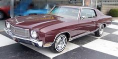 My Dream Car, Dream Cars, Chevrolet Monte Carlo, Classic Chevrolet, Dodge Trucks, Home Team, Muscle Cars, Cool Cars, Classic Cars
