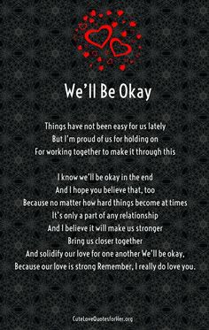 Long Distance Love Quotes : QUOTATION - Image : Quotes Of the day - Description Troubled Relationship Poems For Sharing is Caring - Don't forget to share this quote Soulmate Love Quotes, Love Quotes For Her, Romantic Love Quotes, True Quotes, Valentine's Day Quotes, Love Poems For Him, Quote Of The Day, Qoutes, Couple Quotes