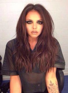 JESSICA YOU VIXEN. That smokey eye is perfection. PERFECTION.