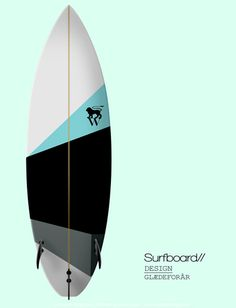 SURFBOARD/DESIGN by Swen Wagner, via Behance