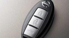 Intelligent Key With Nissan Intelligent Key, you can lock & unlock the doors & trunk, start the engine & drive away