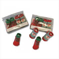 1st Christmas Baby Socks by Nursery time 2 PK 5035320610870 on eBid United Kingdom